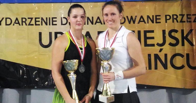 4 medale HMP Kobiet i Mężczyzn