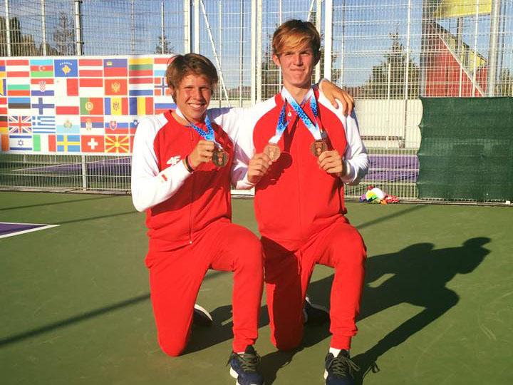 Medale na Olimpijskim Festiwalu Młodzieży Europy