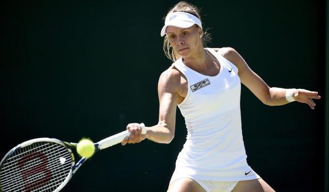 Magda Linette zagra w 1 rundzie US Open z liderką rankingu WTA