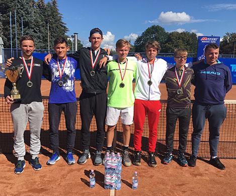 Drużynowe Mistrzostwo Polski kadetów
