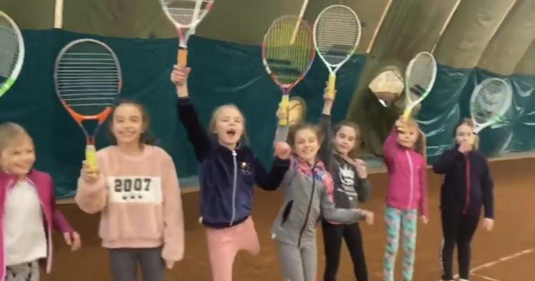 AZS Poznań – nabór do klasy tenisowej!